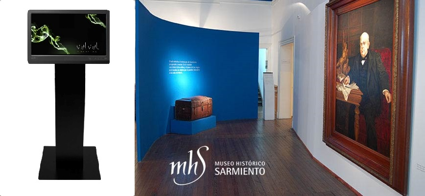 Museo Hist›rico Sarmiento – Nueva Terminal de Autoconsulta