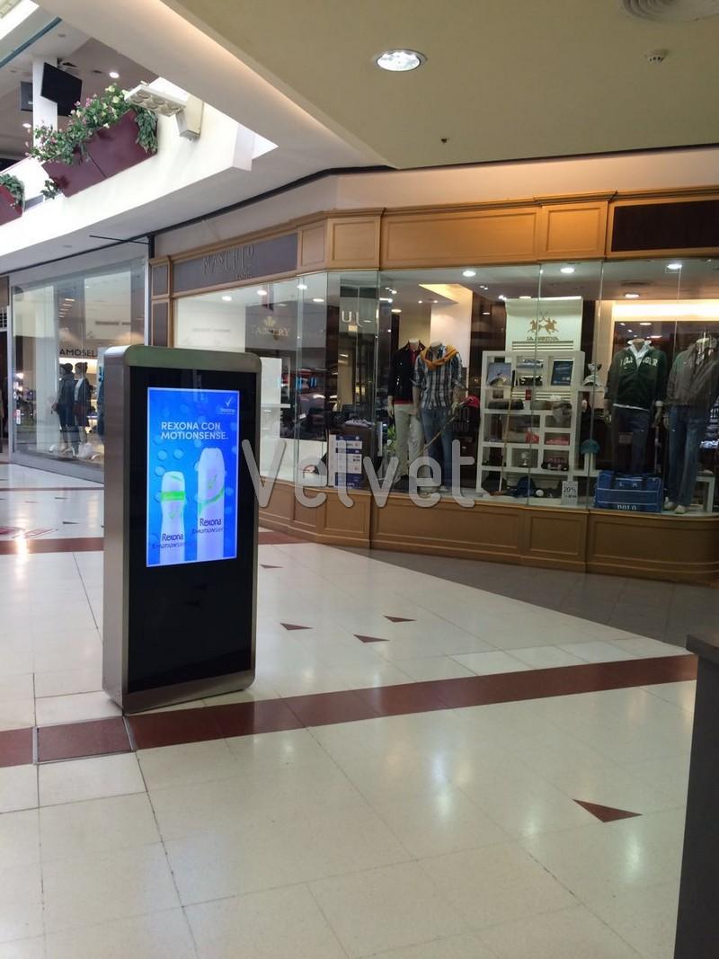 Bahia Blanca Plaza Shopping – Totem Digital