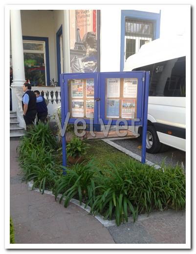 Nuevo Totem digital Exterior – Adrogue Bus