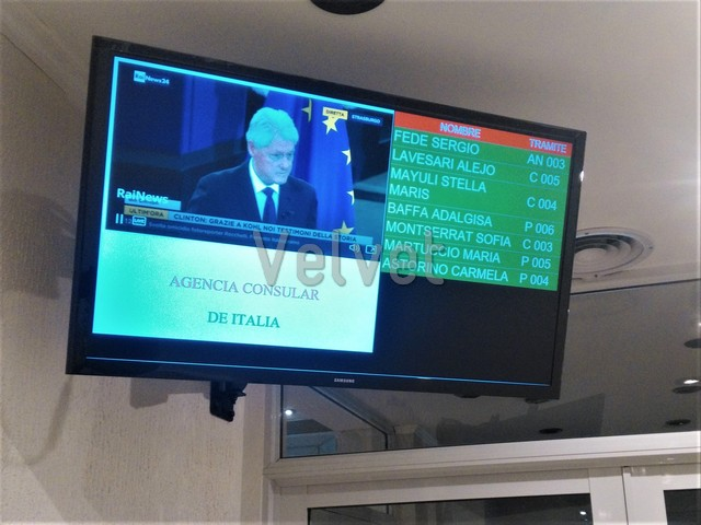 Sistema de Turnos – Agencia Consular de Italia Lomas de Zamora